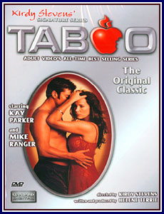 Taboo Porn DVD