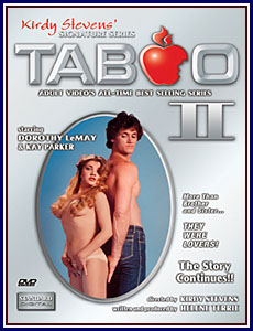 Taboo 2 Porn DVD