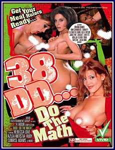38DD Do The Math Porn DVD