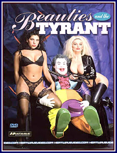 Beauties and the Tyrant Porn DVD