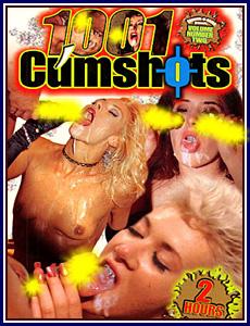 1001 Cumshots 2 Porn DVD