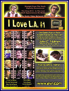 I Love LA Porn DVD