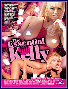 Essential Jill Kelly Porn DVD