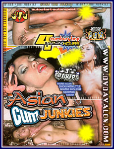 Asian cock cravers dvd