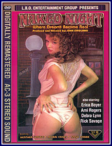 Naked Night Porn DVD