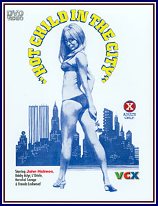 Hot Child In The City Porn DVD