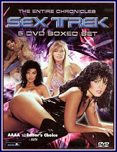 Sex Trek Porn DVD