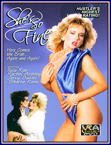 She's So Fine Porn DVD