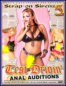 Adult dvd strap