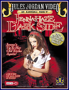 Jenna Haze Dark Side Porn DVD