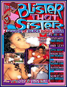 Blister That Sister Porn DVD