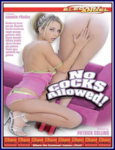 No Cocks Allowed Porn DVD