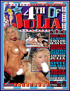 4th Of Julia Porn DVD