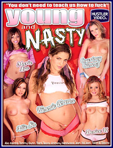 Young and Nasty Porn DVD