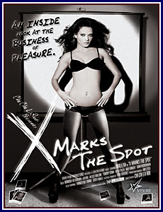 X Marks The Spot Porn DVD