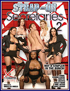 Strap-On Secretaries 2 Porn DVD