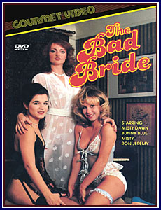 Bad Bride Porn DVD