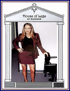 House of Legs 21 Porn DVD