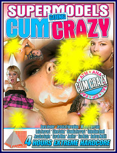 Supermodels Going Cum Crazy Porn DVD