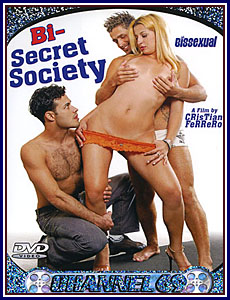 Bi-Secret Society Porn DVD