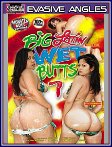 Big Latin Wet Butts 7 Porn DVD