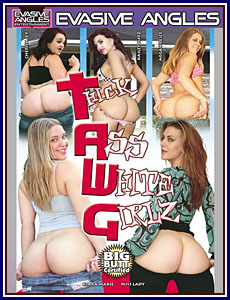 Thick Ass White Girlz Porn DVD
