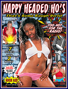 Nappy Headed Ho's Porn DVD