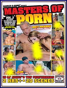 Masters Of Porn 3 Porn DVD