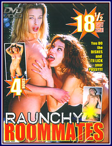 18 1/2 Barely Legal - Raunchy Roommates Porn DVD