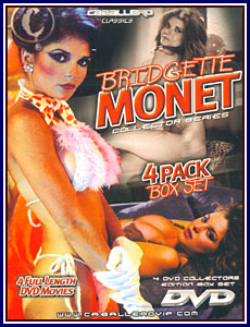 Bridgette Monet Collector Series Porn DVD