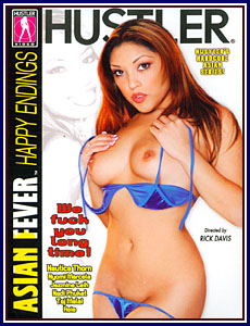 Asian Fever Happy Endings Porn DVD