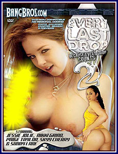 Every Last Drop 2 Porn DVD