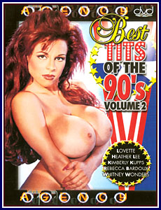 Best Tits of The 90's 2 Porn DVD
