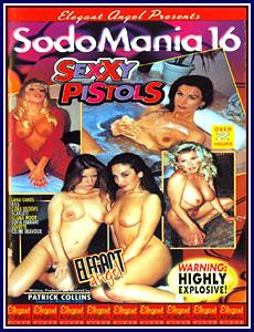Sodomania 16 Porn DVD