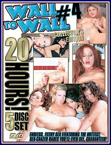 20 Hours of Wall To Wall 4 Porn DVD