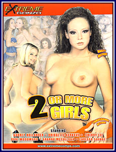 2 Or More Girls Porn DVD
