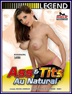 Ass And Tits Au Natural Porn DVD