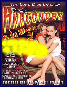 Anacondas And Lil Mamas 2 Porn DVD