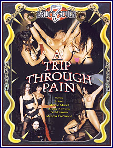 A Trip Through Pain Porn DVD