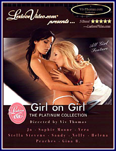 Girl On Girl 2 Porn DVD