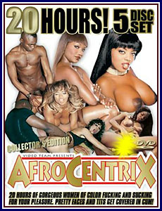 20 Hours of Afro Centrix Porn DVD