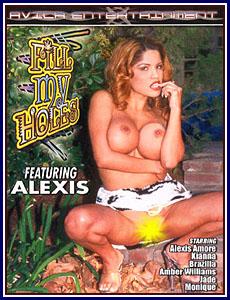 Fill My Holes Porn DVD