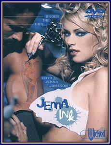 Jenna Ink Porn DVD