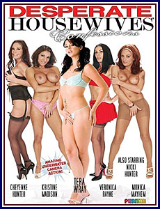 Desperate Housewives Confessions Porn DVD