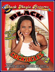 Black Cocksicles 2 Porn DVD