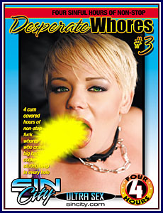 Desperate Whores 3 Porn DVD