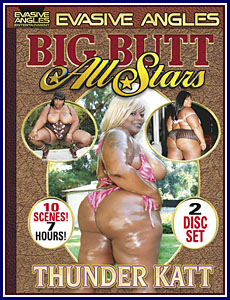 Big Butt All Stars Thunder Katt Porn DVD
