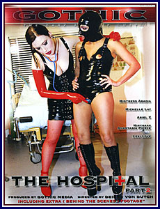 Hospital, The 2 Porn DVD