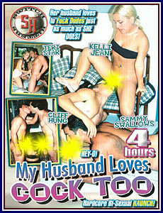 Switch Hitters - My Husband Loves Cock Too Porn DVD
