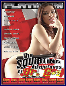 Squirting Adventures of Dr. G 2 Porn DVD